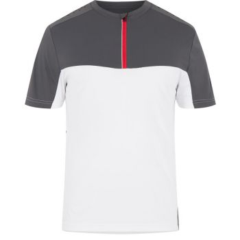Pro Touch RYMO II UX, moška tekaška majica, bela