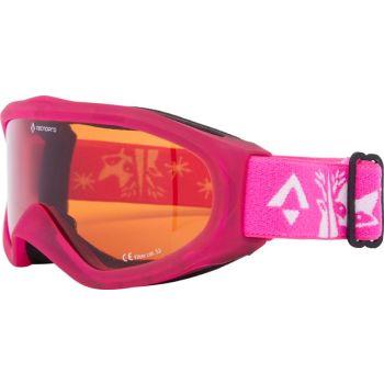 Tecnopro SNOWFOXY, otroška smučarska očala, roza