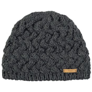 Barts SWIRLIE BEANIE DARK HEATHER ONE SIZE, kapa