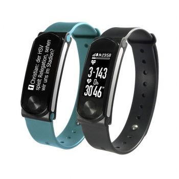 Sport Plus TRACKER SP-AT-BLE-60, športna ura, črna