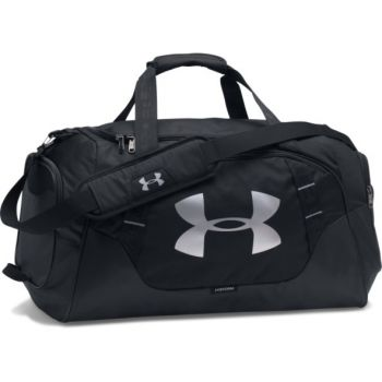 Under Armour UA UNDENIABLE DUFFLE 3.0 MD, športna torba, črna