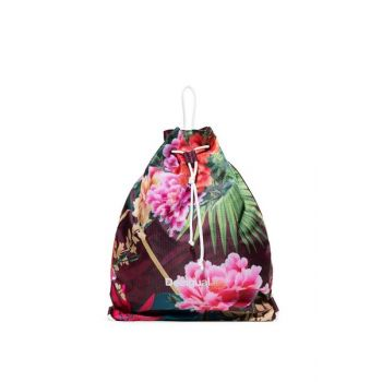 Desigual Light Gym Sack Backpack, nahrbtnik, rdeča