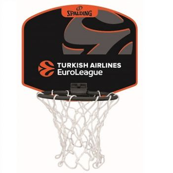 Spalding MINI EUROLEAGUE, košarakrski obroč
