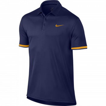 Nike M NKCT DRY POLO TEAM, maja m.kr ten polo, modra