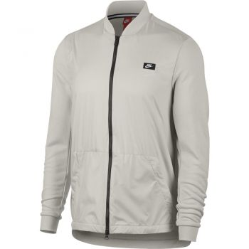 Nike 886245, pulover m., siva