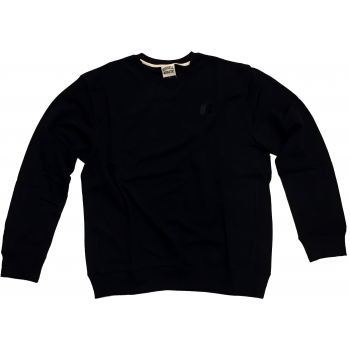Russell Athletic Crew Sweat With Embroidered Slanted 'r', moška jopa, modra