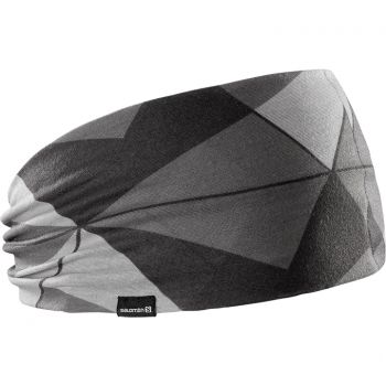 Salomon Light Headband, kapa, siva
