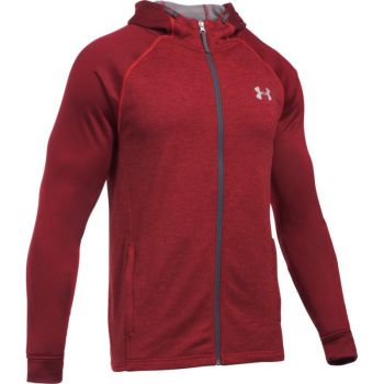 Under Armour 1295921, pulover m.fit, roza