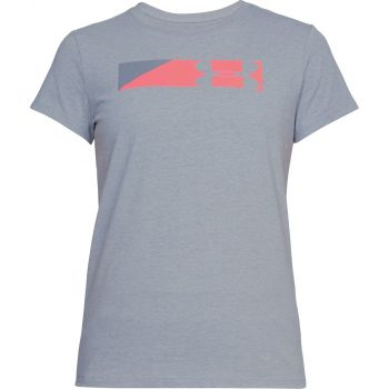 Under Armour SPORTSTYLE BRANDED GRAPHIC-SEE/BRL/GPH, majice, siva