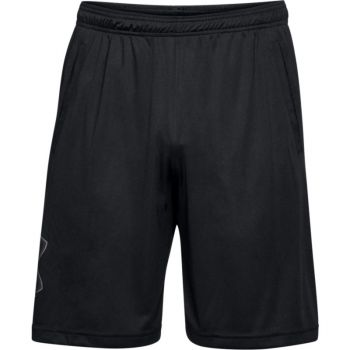 Under Armour UA TECH GRAPHIC SHORT, moške fitnes hlače, črna