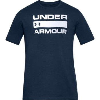 Under Armour Team Issue Wordmark-ady/wht/gph, majice, modra