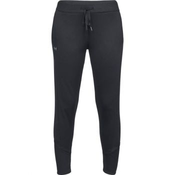 Under Armour SYNTHETIC FLEECE JOGGER PANT, ženske fitnes hlače, črna