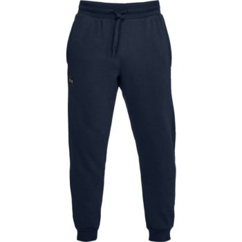 Under Armour RIVAL FLEECE JOGGER, moške hlače, modra