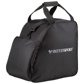 Intersport Int Boot Bag Triangle, torba za smučarske čevlje, črna