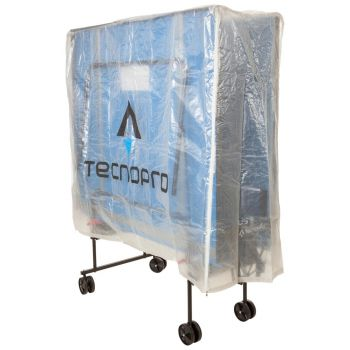Tecnopro TT-TABLE COVER, miza za namizni tenis, transparent