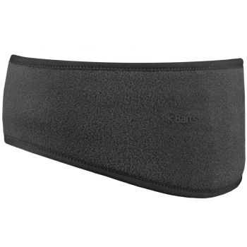 Barts FLEECE HEADBAND ANTHRACITE ONE SIZE, trak, siva