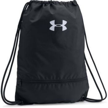 Under Armour UA TEAM SACKPACK, športna torba, črna
