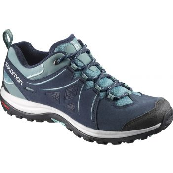 Salomon SHOES ELLIPSE 2 LTR W, pohodni čevlji, modra