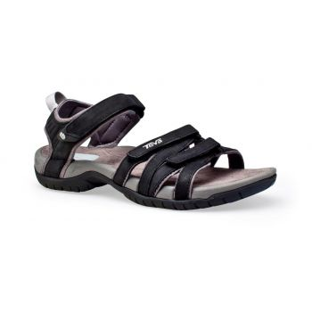 Teva TIRRA LEATHER, sandali, črna