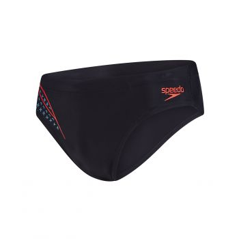 Speedo PLACEMENT 7CM BRIEF, kopalke, črna