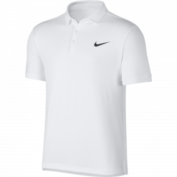 Nike M NKCT DRY POLO TEAM, maja m.kr ten polo, bela