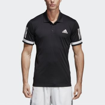Adidas CLUB POLO, maja m.kr ten polo, črna