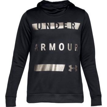 Under Armour SYNTHETIC FLEECE PULLOVER WM, majice, črna