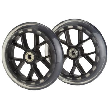 Firefly SCOOTER WHEELS 2/1 - 145MM, kolesa za skiro, transparent