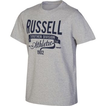 Russell Athletic A89131, maja o.kr, siva