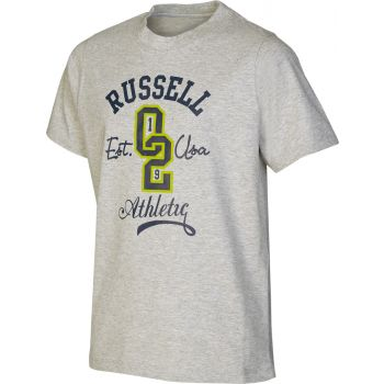 Russell Athletic A89211, maja o.kr, siva