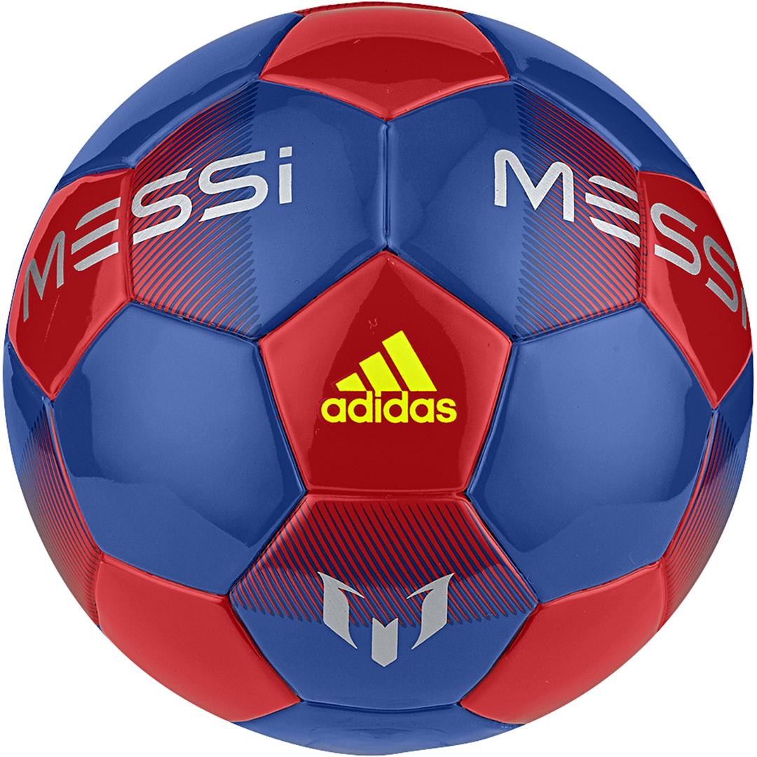 adidas MESSI Q1MINI, nogometna žoga, srebrna