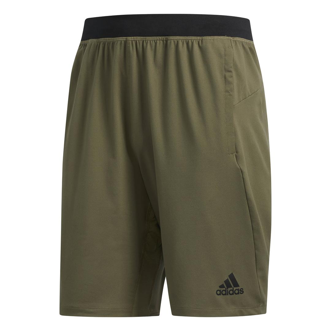 adidas 4K_SPR A ULT 9, moške fitnes hlače, zelena