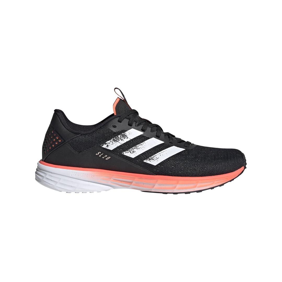 adidas SL20 W, ženski tekaški copati, črna