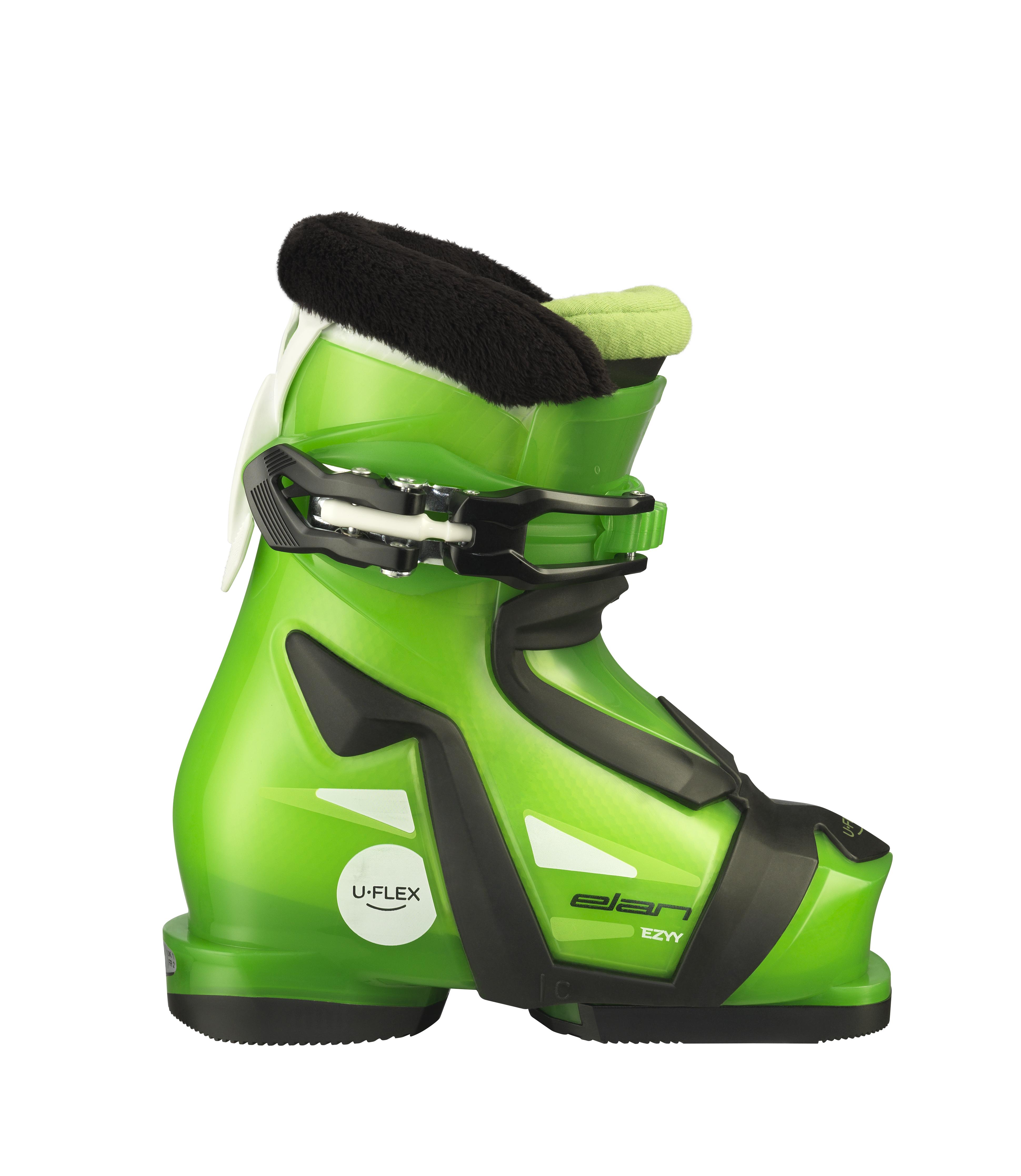 Elan EZYY 1, otroški smučarski čevlji, zelena
