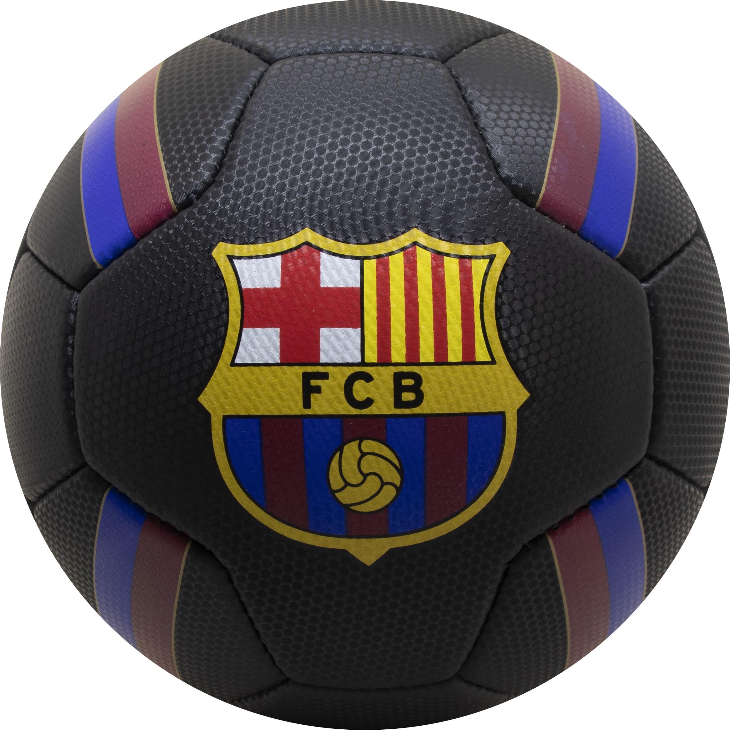 Barcelona BARCELONA, nogometna žoga, črna