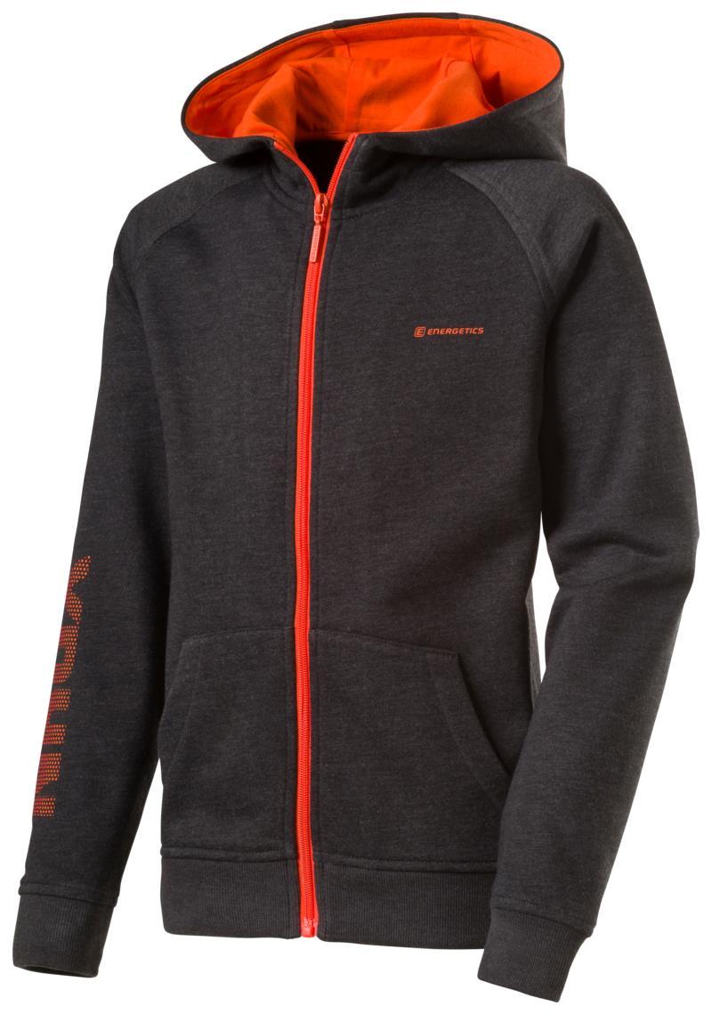 Energetics GODARD JRS, pulover o.fit, siva