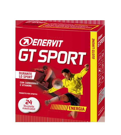 Enervit TABLETE ENERGIJSKE GT, športna prehrana