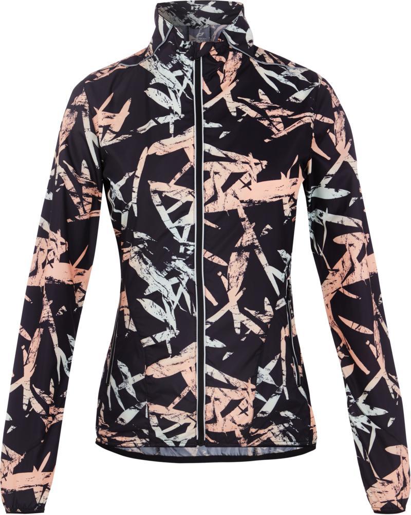 Pro Touch JESSI WMS, ženska tekaška jakna, črna
