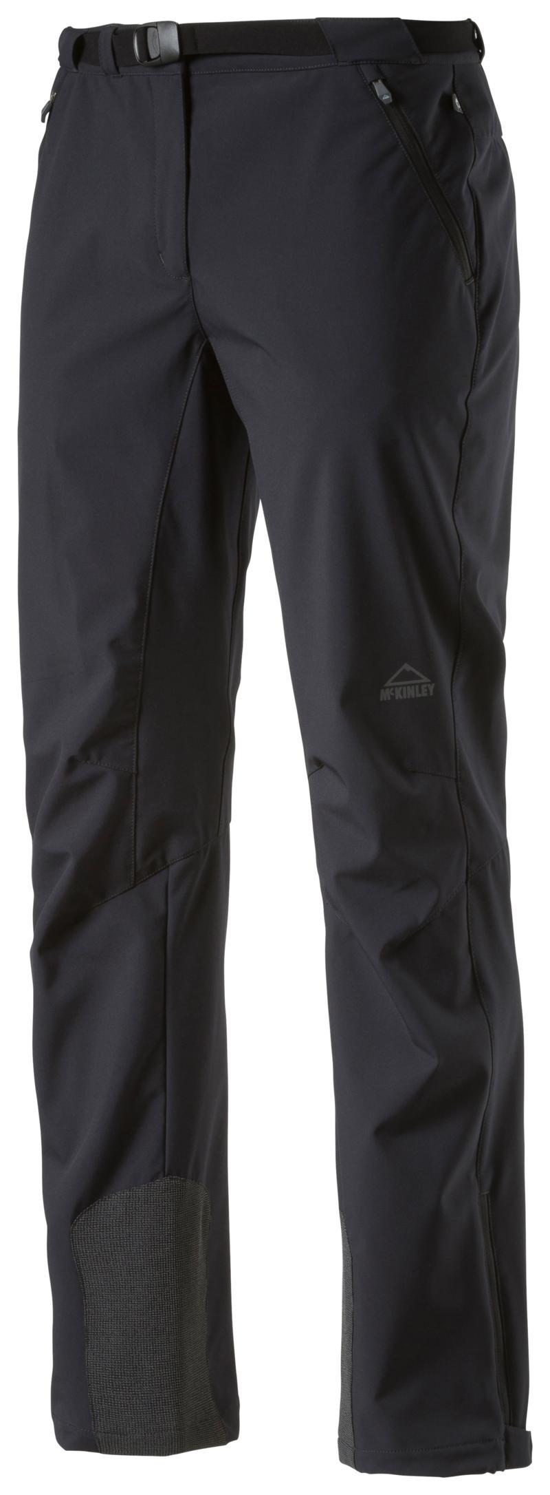 McKinley KATIKATI II WMS, ženske pohodne hlače, črna