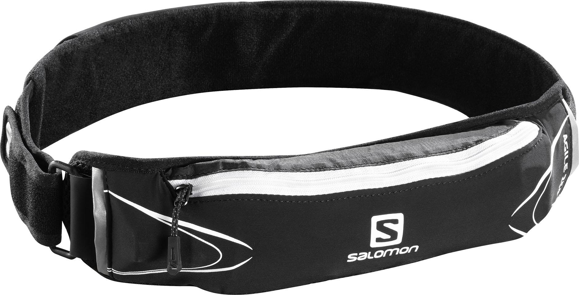 Salomon AGILE 250ML, tekaška torbica, črna