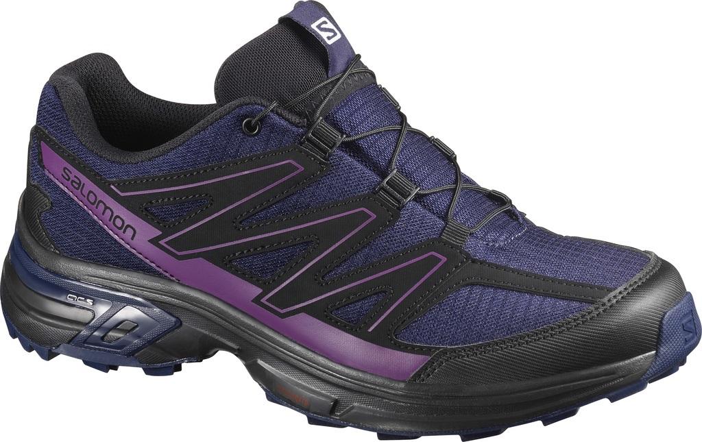 Salomon WINGS ACCESS 2, ženski tekaški copati, vijolična
