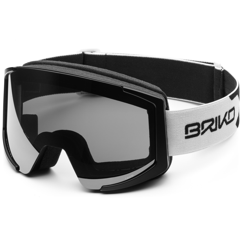 Briko LAVA XL, smučarska očala, črna