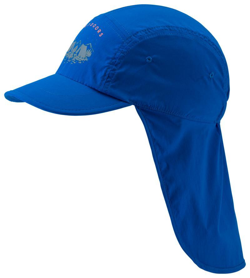 McKinley MABI JRS, kapa o.poh ščit, modra