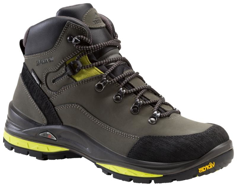 McKinley MANASLU AQX M, moški pohodni čevlji, zelena
