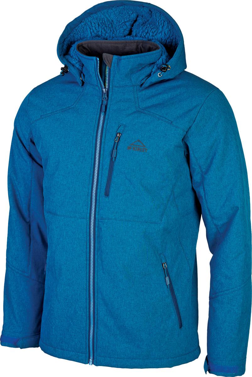 McKinley TURA UX, moška pohodna jakna, modra