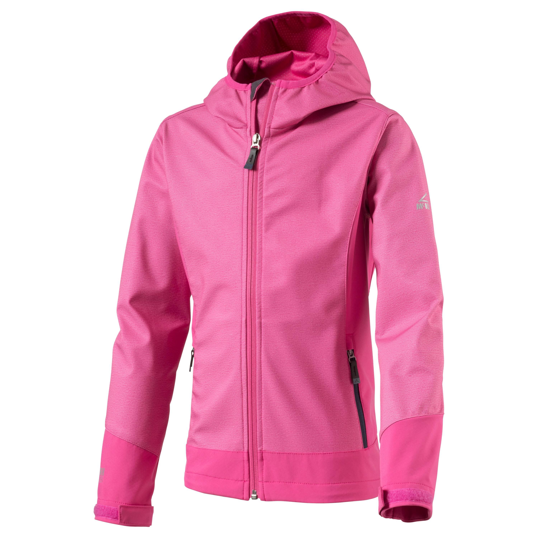 McKinley MELMAN S SOFT, otroška pohodna jakna, roza
