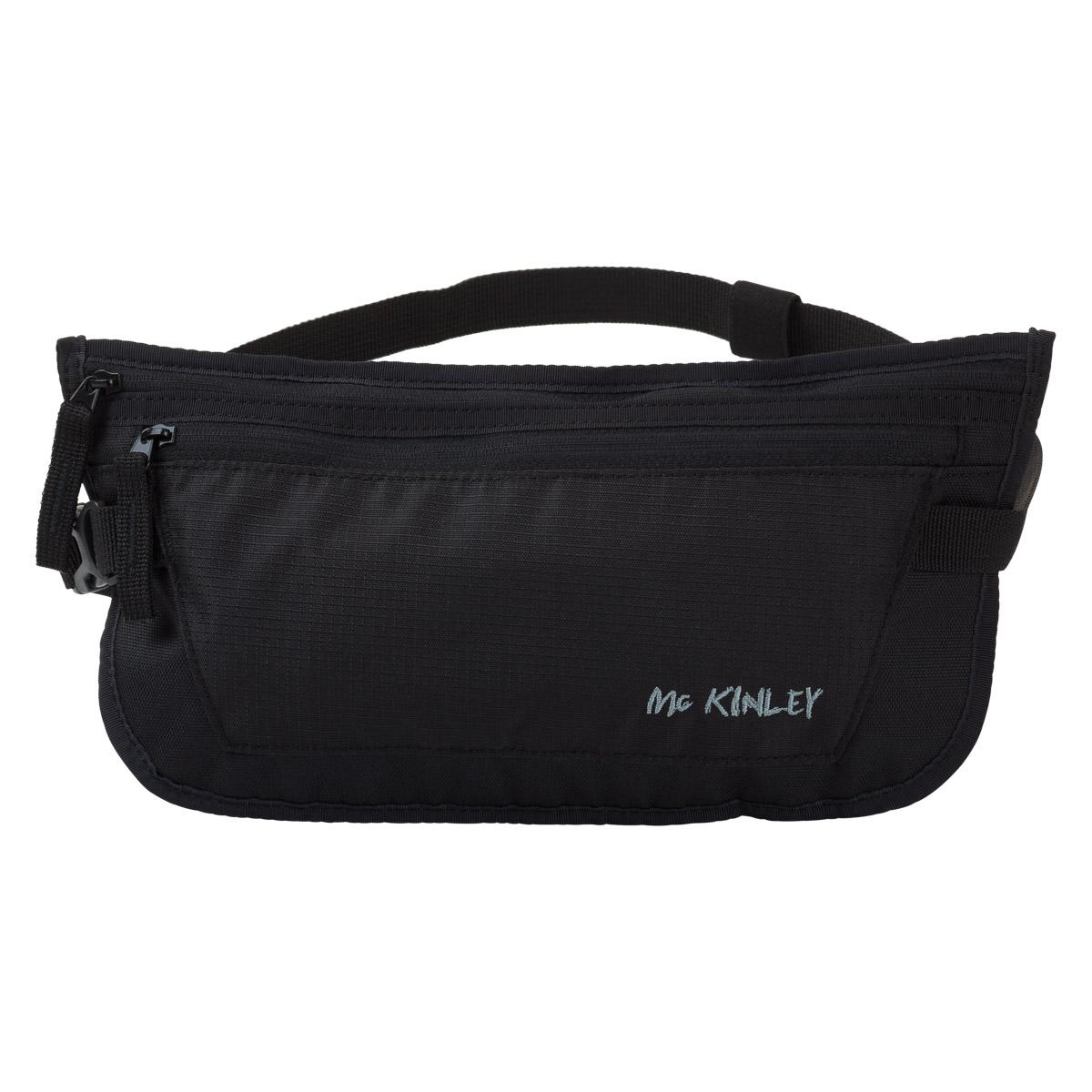 McKinley MONEY BELT, torbica, črna