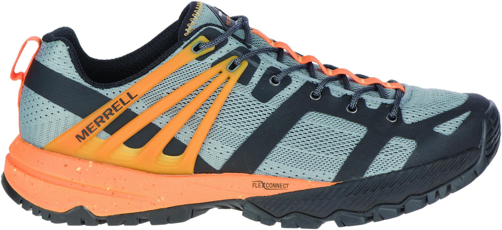Merrell MQM ACE, pohodni čevlji, siva