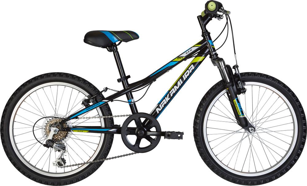 Nakamura MX 20, otroško kolo, črna