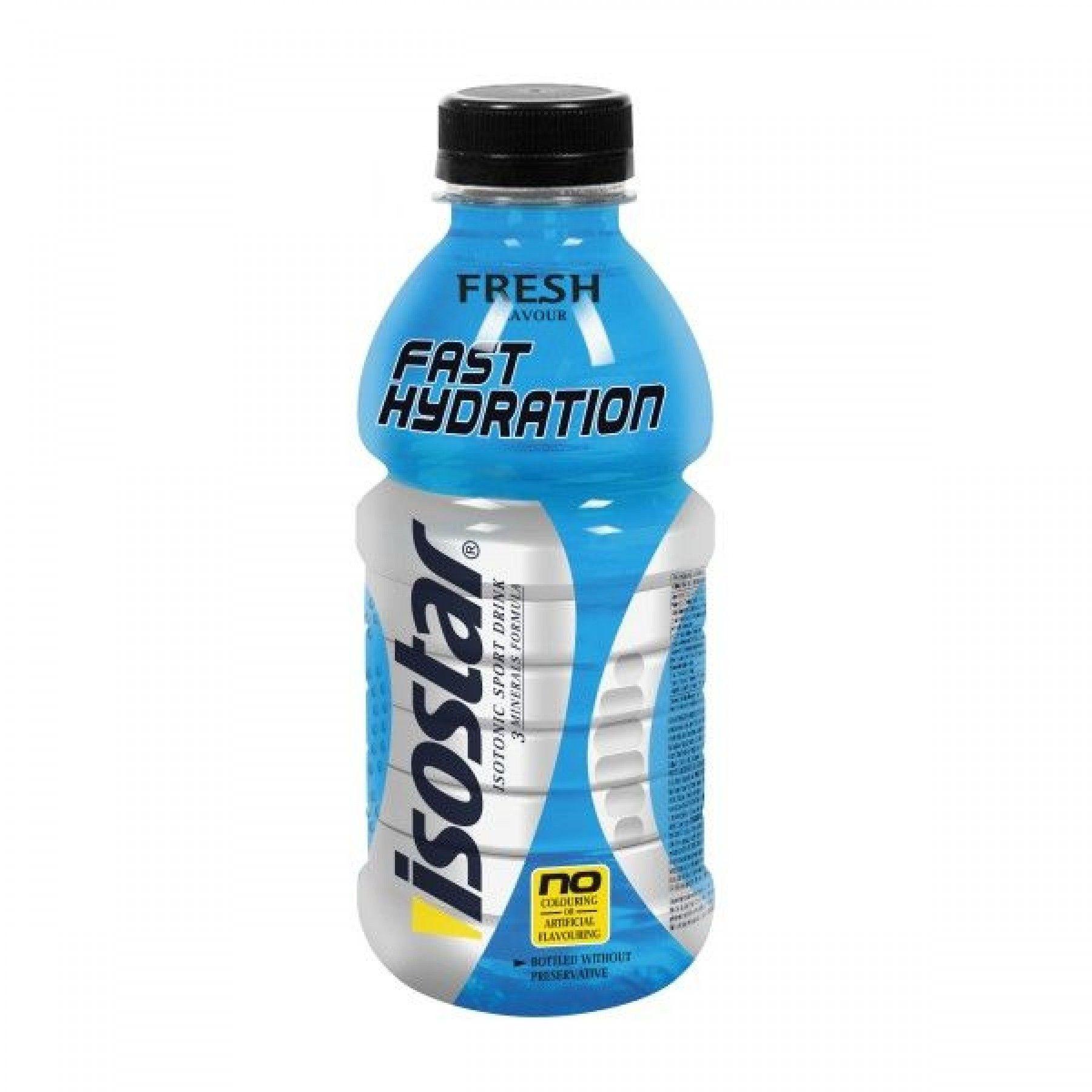 Isostar NAPITEK ENERGIJSKI FRESH 0,5L, športna prehrana, večbarvno